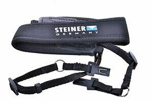 steiner commander neck strap